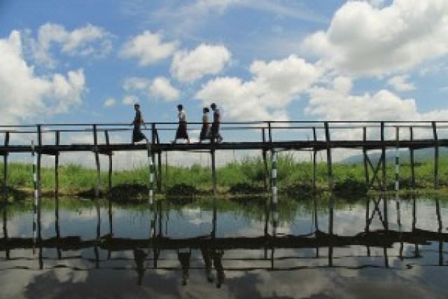 Maing Thauk Village