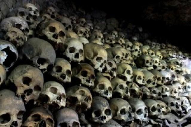 Opdas Mass Burial Site