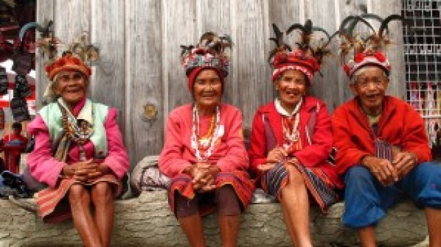 Elderly Ifugao