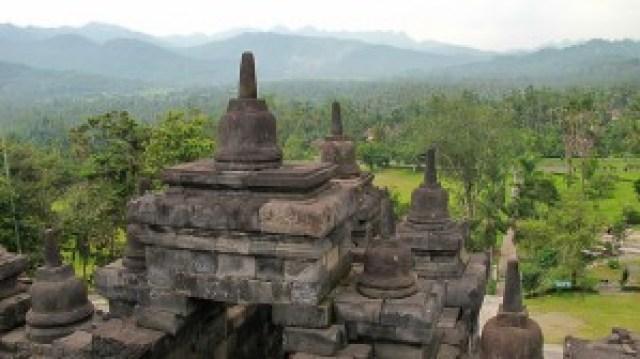 Borobudur Temple, Magelang