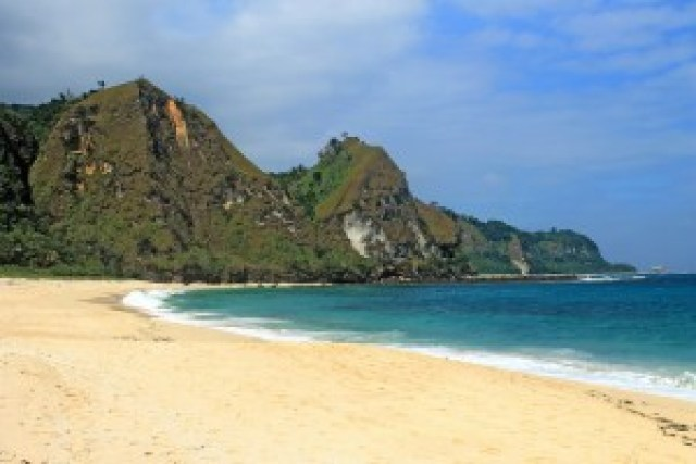 Sibang Cove, Calayan Island