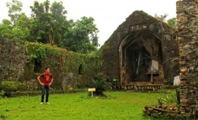 Pudtol Church Ruins