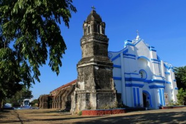 Badoc Church (St. John the Baptist Parish Church)