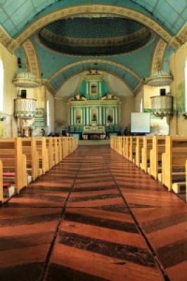 St. Isidore the Laborer Church (Lazi Church)