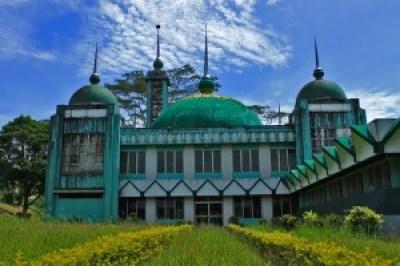 King Faisal Mosque - Mindanao State University (MSU) Campus