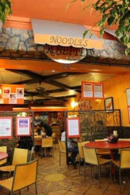 Rosette Cafe