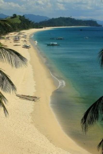 Irawan & Nagtulay Beach, San Vicente, Palawan