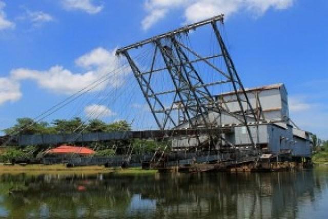 Tanjung Tualang Tin Dredge