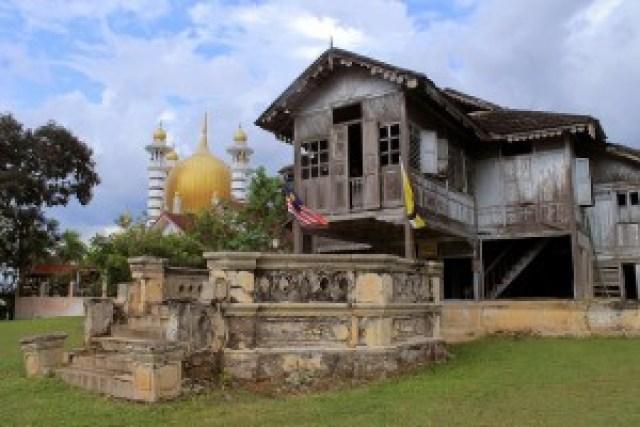 Baitul Anor & Masjid Ubudiah