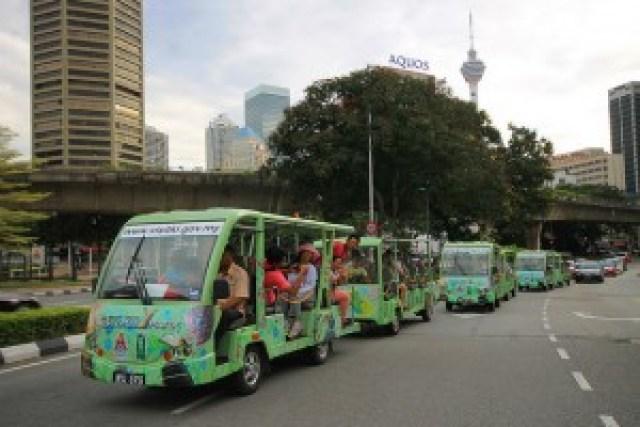 Tram City Tour