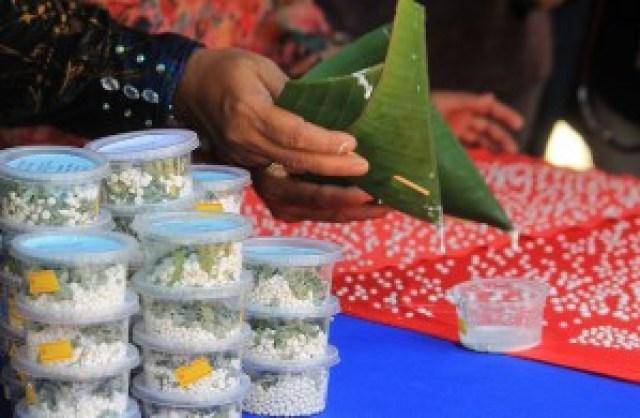 Bedak Seju (Cooling Rice Powder)