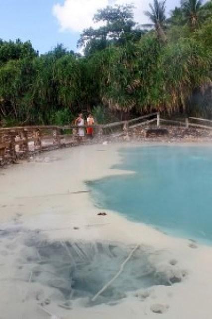 Sabang Hot Springs