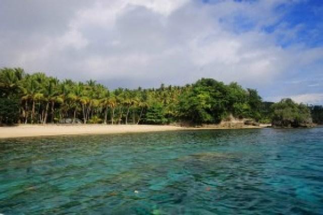 Paras Beach, Sarangani Island