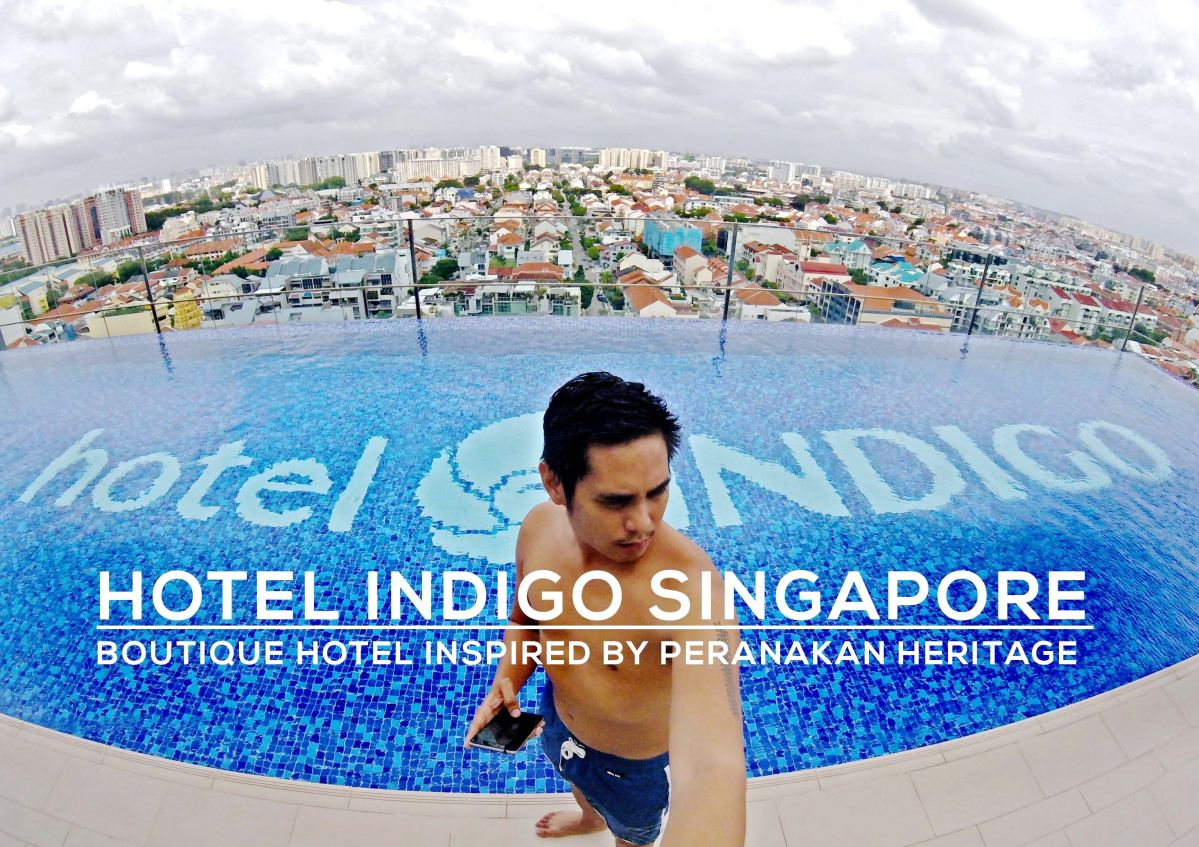 Hotel Indigo Singapore Katong: Peranakan-Inspired Boutique Hotel at Joo Chiat Heritage Town