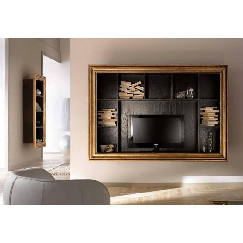PORTA TV CORNICE VET  Eban creations  Not Only Wood