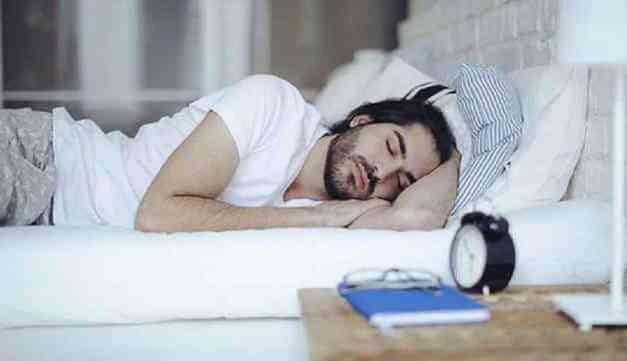 Lack of sleep is a major risk factor for depression
