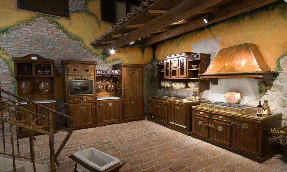 Cucina Rustica Moderna