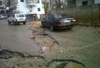 صورة الصورة برسم بلدية التحريض !!!
