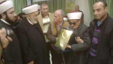 صورة دار الفتوى تحتفل بالمولد النبوي وتكرم شيوخ القراء