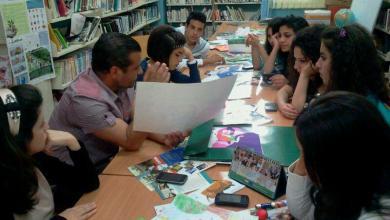 صورة مركز المطالعة في برجا … من نشاط إلى آخر