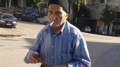صورة أبو تيسير  : طولت البال بتهدّ الجّبال