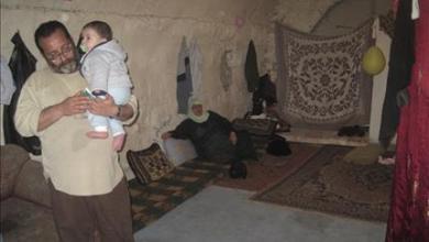 صورة إقليم الخرّوب : خيم في البرية ومنهاج سوري