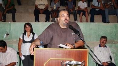 صورة د . علي البراج رئيساً جديداً لبلدية برجا الشوف