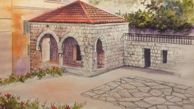 صورة دار الحاج عبد القادر دمج وقفية جديدة لجامع برجا الكبير