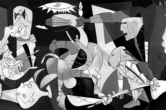 Σαν πίνακας του Πικάσσο - Γιώργος Κογκαλίδης