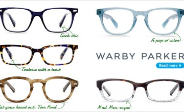 Get Gatsby Ready with Warby Parker