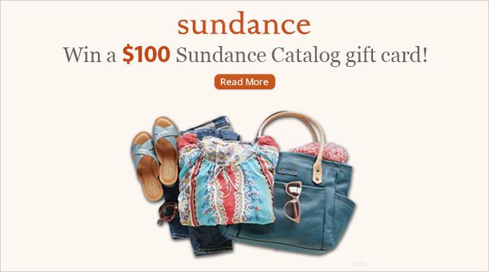 sundance giveaway