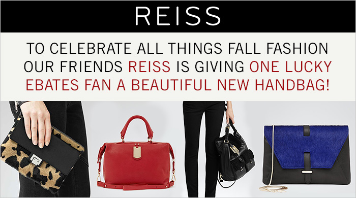 reiss giveaway