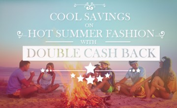 Cool Savings on Hot Summer Fashions with Ebates!