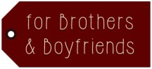 Holiday Gift Guide for Brothers & Boyfriends 1