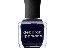 Deep navy is a favorite, this one adds a perfect amount of sparkle.
