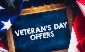 Veteran's Day Offers
