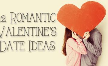 12 Romantic Valentine's Date Ideas