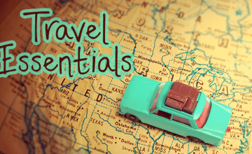 Travel Essentials: 11 Items to Make Any Trip Easier