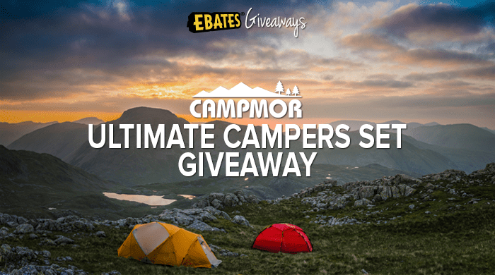 Win an Ultimate Campers Set from Campmor