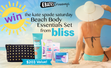 bliss Beach Body Giveaway