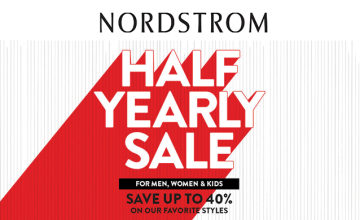 Nordstrom Half Yearly Sale!