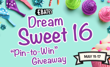 "Sweet 16 Dreams – ""Pin to Win"" Contest"