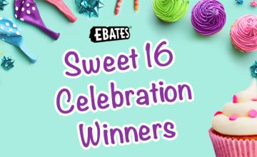 Sweet 16 Celebration Winners