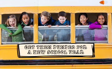 9 Ways to Get Kids Excited to Go Back to School