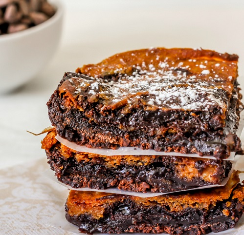 Fudgy-Pumpkin-Brownies