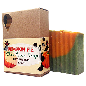 Pumpkin Pie Soap | $12.39 (Overstock.com)