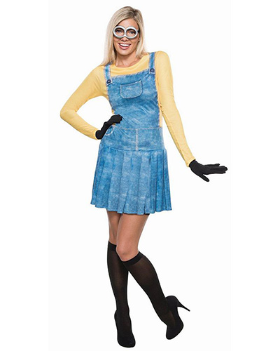 Minions Women Halloween Costume