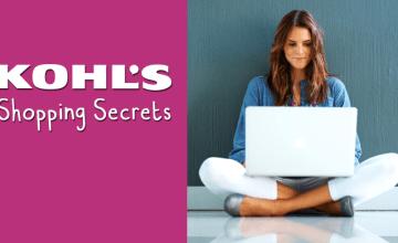 11 Tips for Saving Money at Kohl's