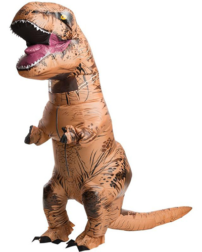 Jurassic World: Inflatable T-Rex Costume
