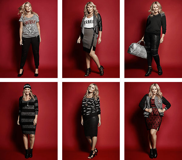 Rebel Wilson Plus Size Clothing Line for Torrid